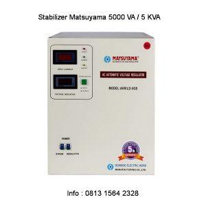 stabilizer matsuyama 5 kva